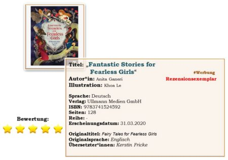 Fantastic Stories For Fearless Girls_